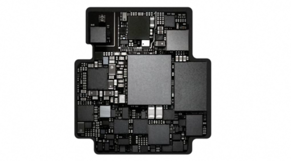 The S1 computer-on-a-chip at the heart of Apple Watch