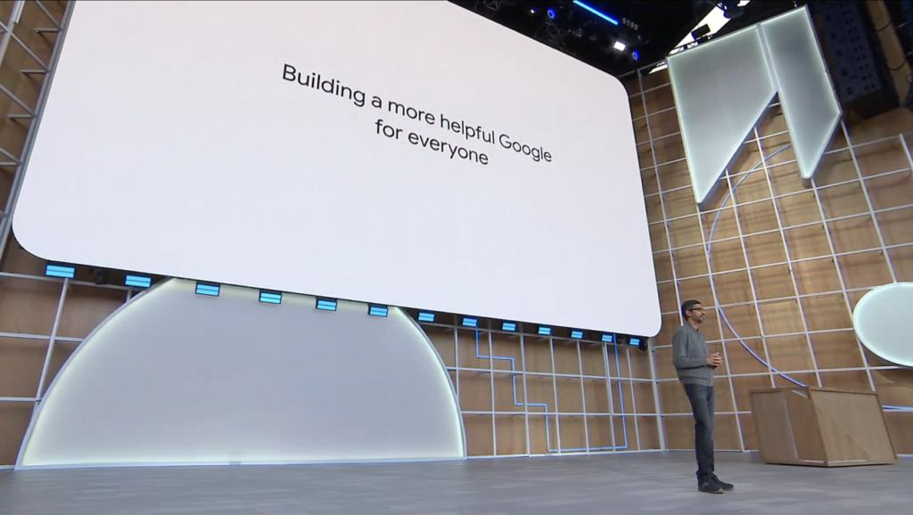 Google's goal