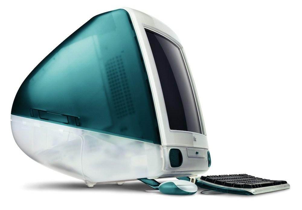 The original iMac