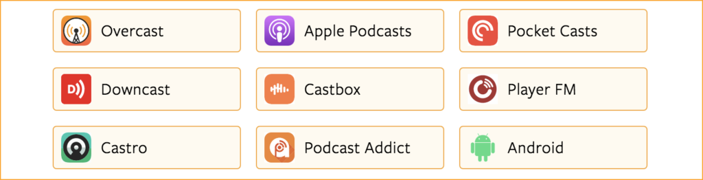 How to add Stratechery Podcasts to your phone or tablet